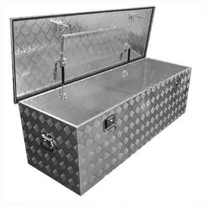 heckbox alubox staukasten werkzeugbox 1450 x 520 x. Black Bedroom Furniture Sets. Home Design Ideas