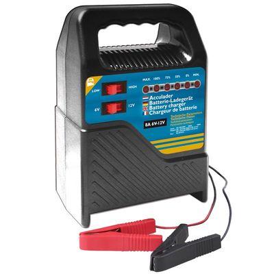 batterieladeger t 6v 12v 8amp luftfederung am wohnmobil. Black Bedroom Furniture Sets. Home Design Ideas